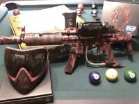 NEWER BT Delta Elite Paintball Gun ALL INCLUDED MUST SELL