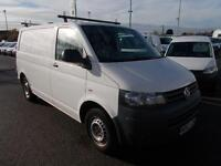Volkswagen Transporter 2.0 Tdi 102Ps Van DIESEL MANUAL WHITE (2012)