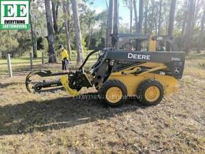 Trencher Digga Bigfoot 900mm with 150mm Combo Chain