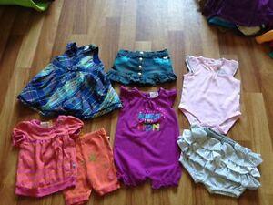 Lot vêtement fille 3-6 mois