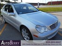 2007 Mercedes Benz C-Class C280 *** Certified and E-Tested ***