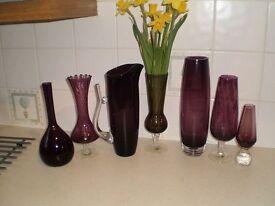 bundle glass vases