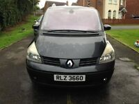 RENAULT ESPACE 7 SEATER 1.9 DCI 2006