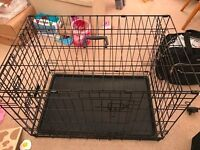 Cat/ Dog / Animal / Pet carrier cage - fantastic condition