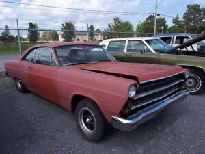 Two Ford Fairlanes for sale