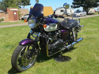 Triumph Bonneville SE 2012 reg