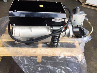Harrison 160764 Hydragen Hydraulic Generator 12kw Amps 1640 Phase 3 Rpm 3600