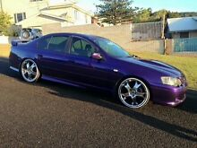 xr6 turbo with mods swap for Harley Kempsey Kempsey Area Preview