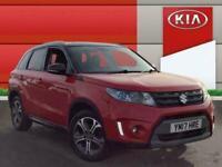 2017 Suzuki Vitara 1.6 Sz5 Suv 5dr Petrol s/s 120 Ps Estate PETROL Manual