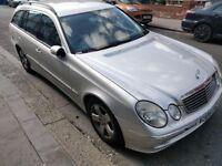 2006 Mercedes E270 Avantgarde Estate 7 Seater Automatic Diesel Very Rare Car Cheap Reliable 1 Yr MOT