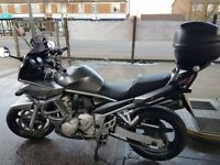 Suzuki GSF650 - ABS model 2008, GOOD CONDITION £2200 ono