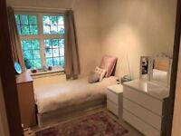 Bright Finchley Central Single Room