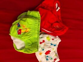 Boys Washable Swim Pants Size 18-24 Months And 2 Years £2