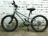 "Kids Bycycle Apollo Spektor 6 gears 20"" Wheels 14"" frame"