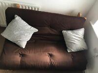 Double futon sofa/bed