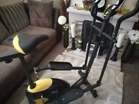 Everlast Cross Trainer Excellent Condition