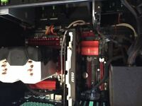 Unbranded Gaming PC ( Very good conditions)