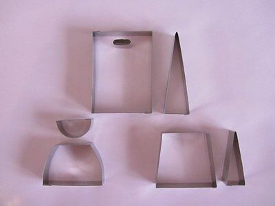 Handbag Sugarcraft Cutters - 3 different bags -Bien Collection - Cake Decorating