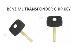 MERCEDES BENZ SPRINTER & ML TRANSPONDER CHIP SPARE KEY