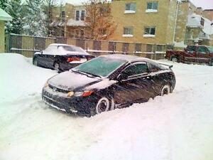 2006-2016 Honda Civic New Snow Tire Packages starting at $611 - 195/65/15 and 205/55/16 Winter Tires on rims