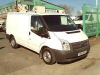 Ford Transit T280 swb Flat Roof 100ps DIESEL MANUAL WHITE (2012)