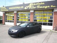 2011 Chevrolet Cruze LS - MATTE BLACK!! 50,000KMS ONLY
