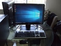 Hp Pro pc setup intel quad core