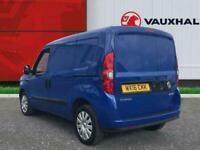 2016 Vauxhall Combo 1.6 Cdti 2300 16v Sportive Panel Van 3dr Diesel Manual L1 H1