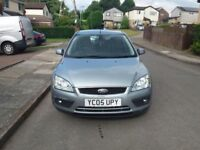 Ford Focus 1.6 ghia. 10 months MOT. 4 new tyres, new front brake disks and pads