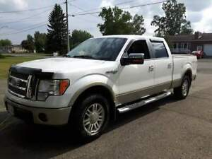 2010 Ford F-150 King Ranch seulement 107600 km