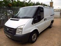 We buy ford transit vans running or non running