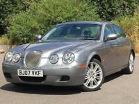 2007 Jaguar S-TYPE 2.7D -- Diesel -- Automatic -- Part Exchange Welcome