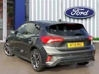 2019 Ford Focus 1.5t Ecoboost St Line X Hatchback 5dr Petrol Manual s/s 182 Ps H