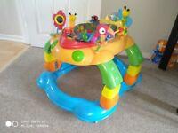 baby walker activity walker