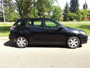 2006 Toyota Matrix XR Hatchback Wagon