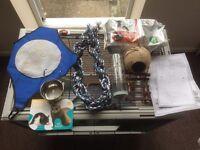 Brand New Full Large Pet Rodent Cage & Setup / Starter Pack