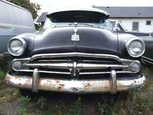 1954 dodge regent almost ready for the road