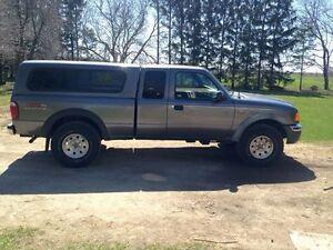 2004 Ford Ranger fx level 2 Pickup Truck