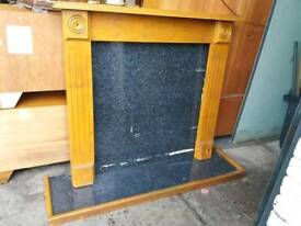 Fire surround- delivery available