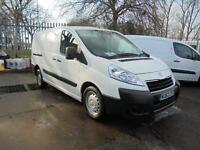 Peugeot Expert L2 1200 1.6 Hdi 90 H1 Van Sld DIESEL MANUAL WHITE (2013)