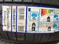 Cheap New Tyres - Good Year Efficient Grip 192/65 R15 91T and 95T