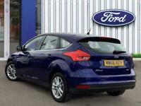 2016 Ford Focus 1.0t Ecoboost Zetec Hatchback 5dr Petrol s/s 100 Ps Hatchback PE