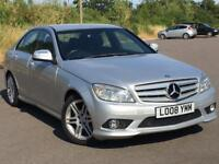2008 Mercedes-Benz C200 2.1TD -- Automatic -- Diesel -- Part Exchange Welcome