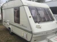 Ace airstream gold 1999 2 berth touring caravan