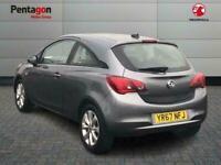 2017 Vauxhall CORSA 3 DOOR 1.4i Ecotec Energy Hatchback 3dr Petrol a/c 90 Ps Hat