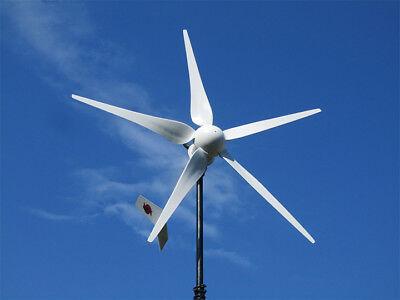 Hurricane Vector 24 Volt Wind Turbine Generator Kit 2500 Watt 1000 Continuous
