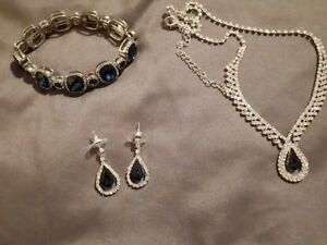 Wedding or prom jewelery set