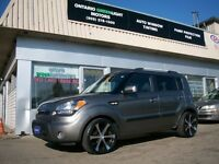2011 Kia Soul 4U,SUNROOF,ALLOYS,HEATED SEATS,POWER PACKAGE City of Toronto Toronto (GTA) Preview