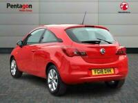 2018 Vauxhall CORSA 3 DOOR 1.4i Ecotec Energy Hatchback 3dr Petrol a/c 75 Ps Hat