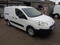 Peugeot Partner 716 S 1.6 Hdi 92 Crew Van DIESEL MANUAL WHITE (2014)